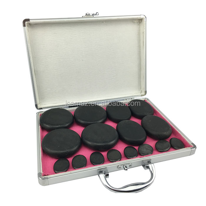 Spa Hot massage stone heating box(16pcs stone per set)