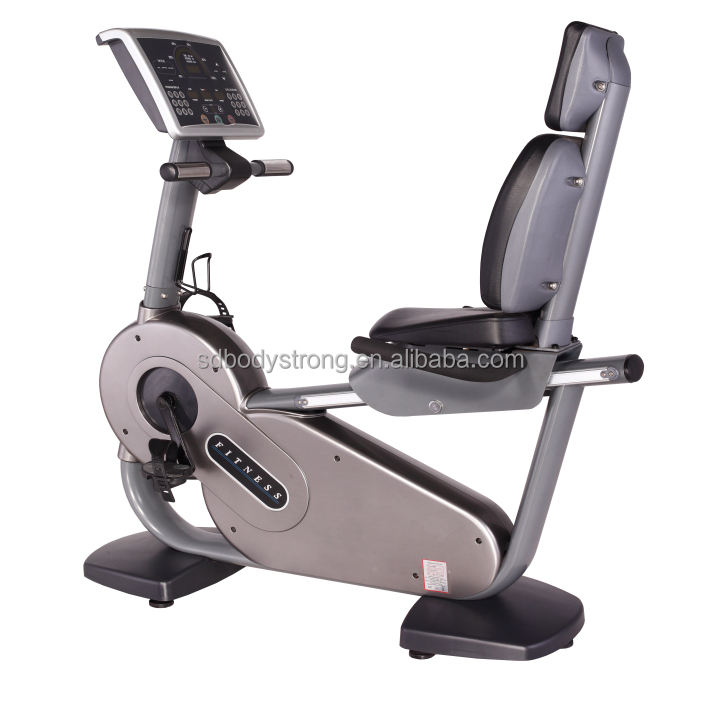 CE, Bike-FT-6806R Recumbent Latihan Komersial Penuh ROHS/Mesin Kardio Bodystrong