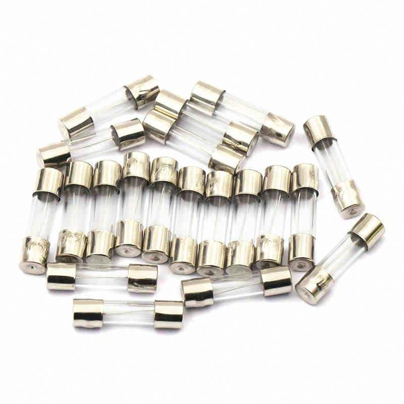 0.1A-30A Auto Cut Out Electric Set Tube Wire Anl Semiconductor Glass Fuse