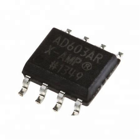 AD603AR AD603 Low Noise,90 MHz Variable-Gain Amplifier SOP8