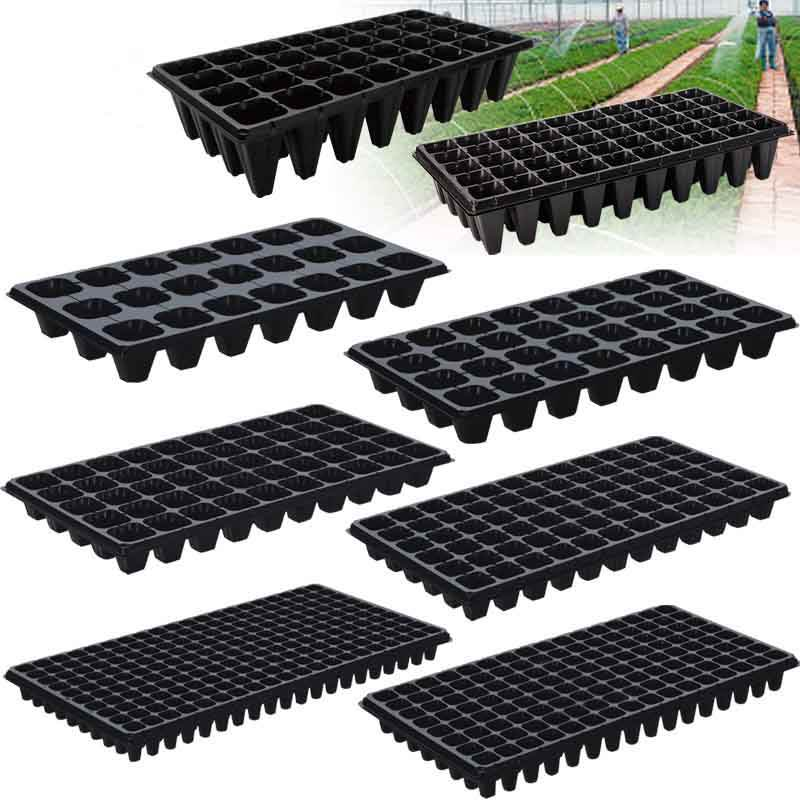 Ps Plastic Material 200 Cell Seed starting trays