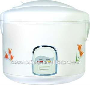 National Multi Smart Deluxe with Flower Household Electric Rice Cooker