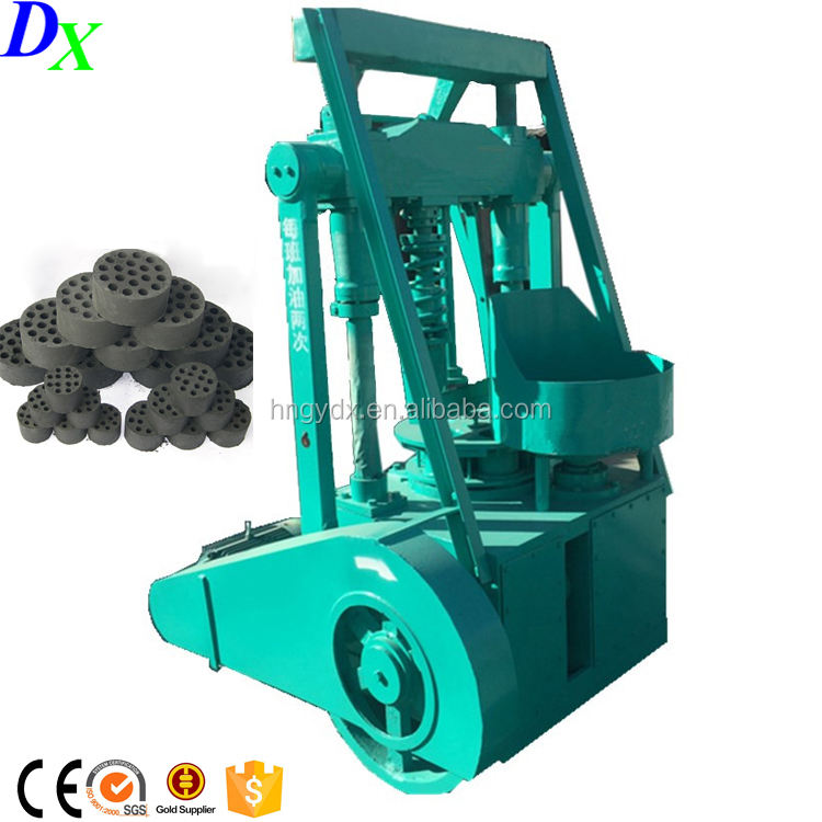 140 150 220 Charcoal coal dust briquetting machine for bbq cooking heating