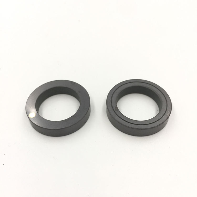 Anti-oxidation saving metal machinery ssic ceramic seal ring
