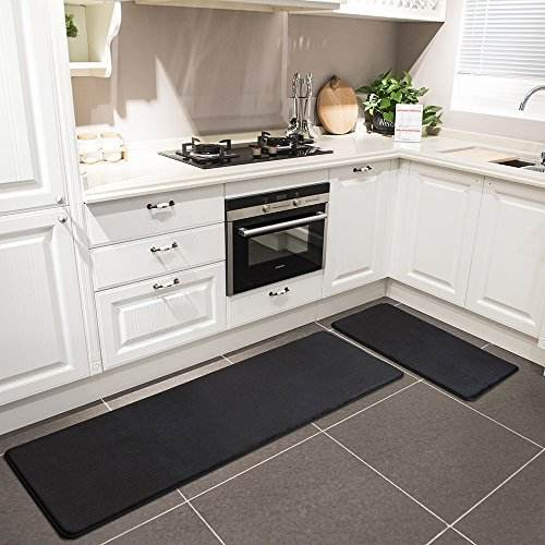 Non slip decorative kitchen comfort anti-fatigue floor mat