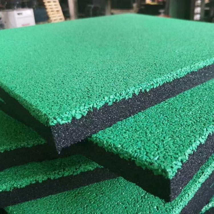 Non-Toxic Gym Rubber Flooring Rolls/Gym Interlocking Rubber Tiles/Sports Rubber Mat