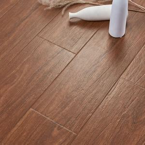 3d Inkjet Glazed 200x1200 Faux Teak Texture Look Wooden Grain Design 8 x 48 Ceramic Wood Floor Tile
