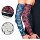 Sports Elbow Sleeve Brace Compression Arm Support with Honeycomb Guard