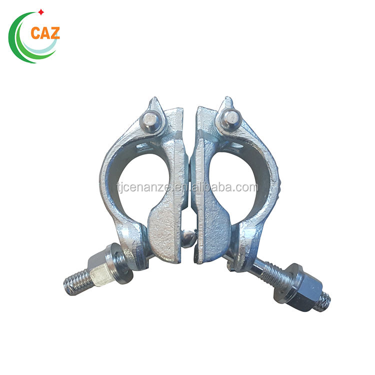 BS1139 Drop forged scaffolding double clamp