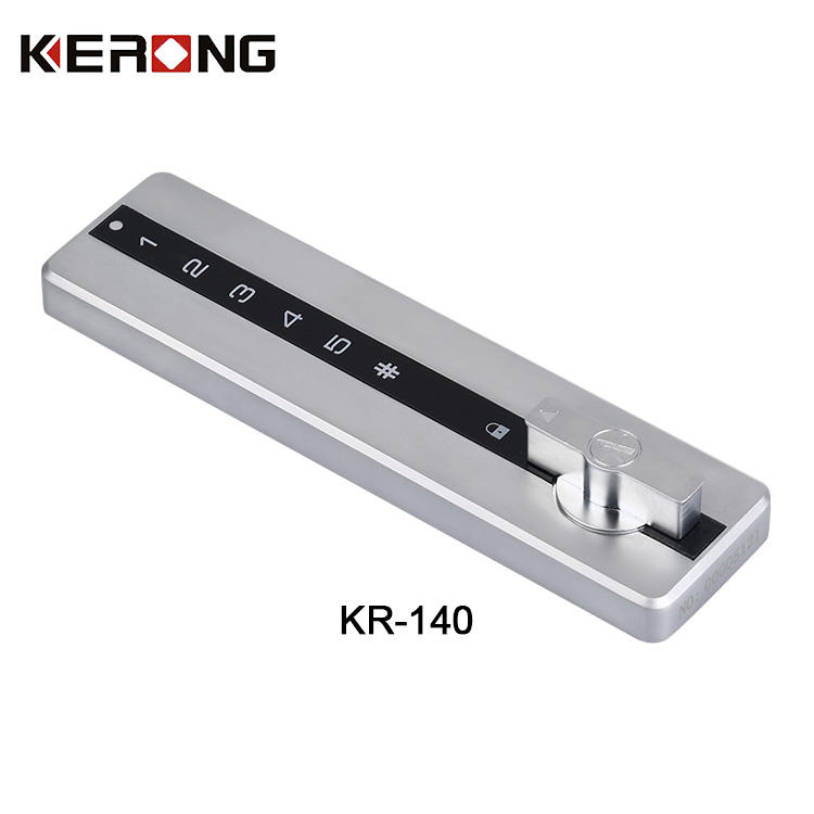 KERONG Metal Book Motor Digital Cupboard Lock