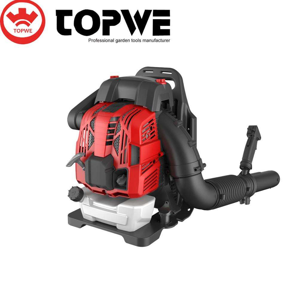 gasoline air blower machine knapsack leaf blower with petrol cleaning blower