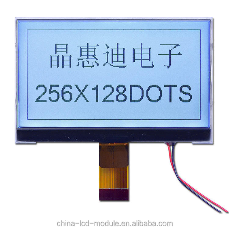 256X128 graphique lcd JHD256128-G03BSWD-G