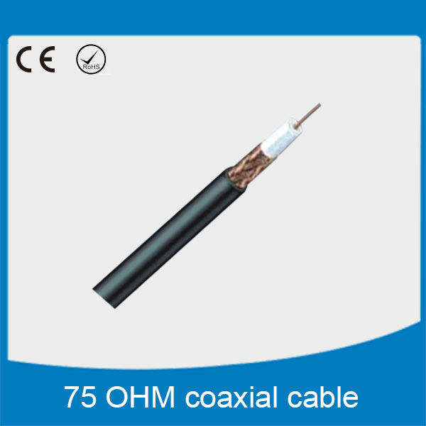 factory 75 OHM coaxial cable
