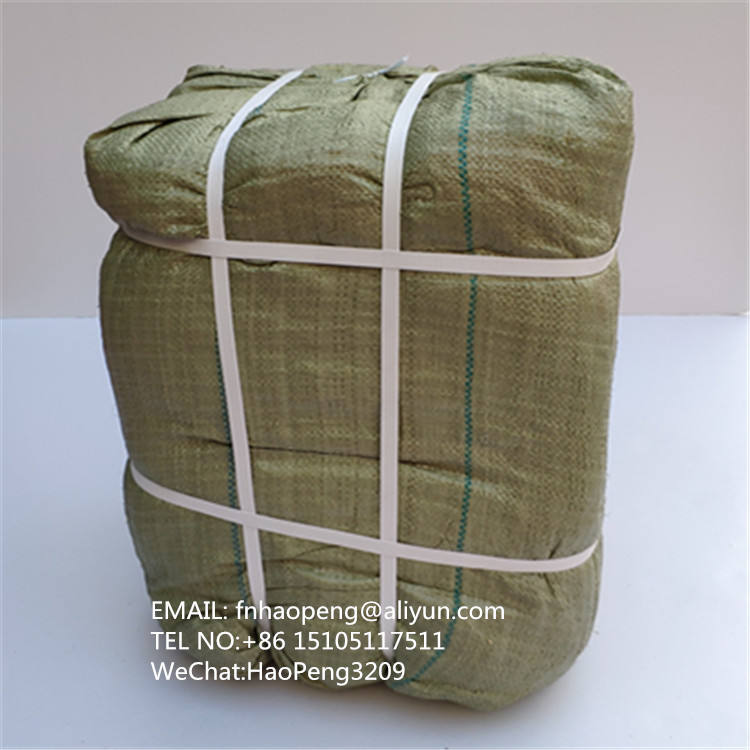 industrial cotton mixed color wiping rags bales