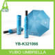 3 fold manual open bottle deco wine bottle umbrella, uv proof bottle shape umbrella