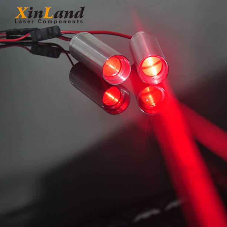 Bar Lights 650nm 100mw Fat Wide Beam Red Laser Module