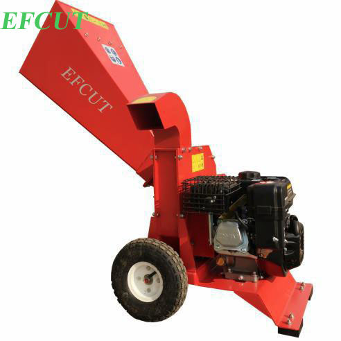 EFCUT B019 | 2019 High Demand 2 Wheel Tractor Lawn And Wood Slasher Cutter Wood Chipper Machine With Wholesale