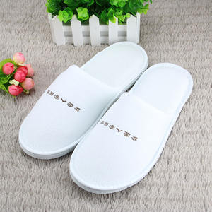 disposable low price soft unisex slipper for spa hotel