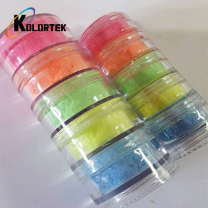 Factory Price Colorful Fluorescent Neon Pigment Powder