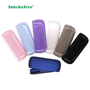 2019 china supplier high quality color tpu cases for use with IQOS 3.0