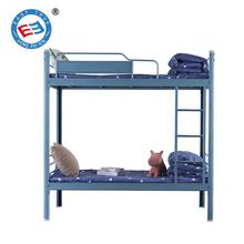 Hot sale military metal bunk beds steel hostels dormitory double bunk beds for adults