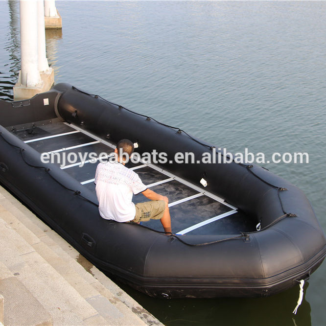 6m 7m 8m 9m 10m inflatable large rescue boat with CE!