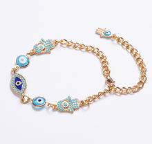 2020 For Lucky Gifts New Turkish Evil eye bracelet and Bangle Boy and Girl Friendship Bracelets