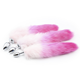 Hot-sale artificial fur sexy anal plug fox tail female anal masturbation