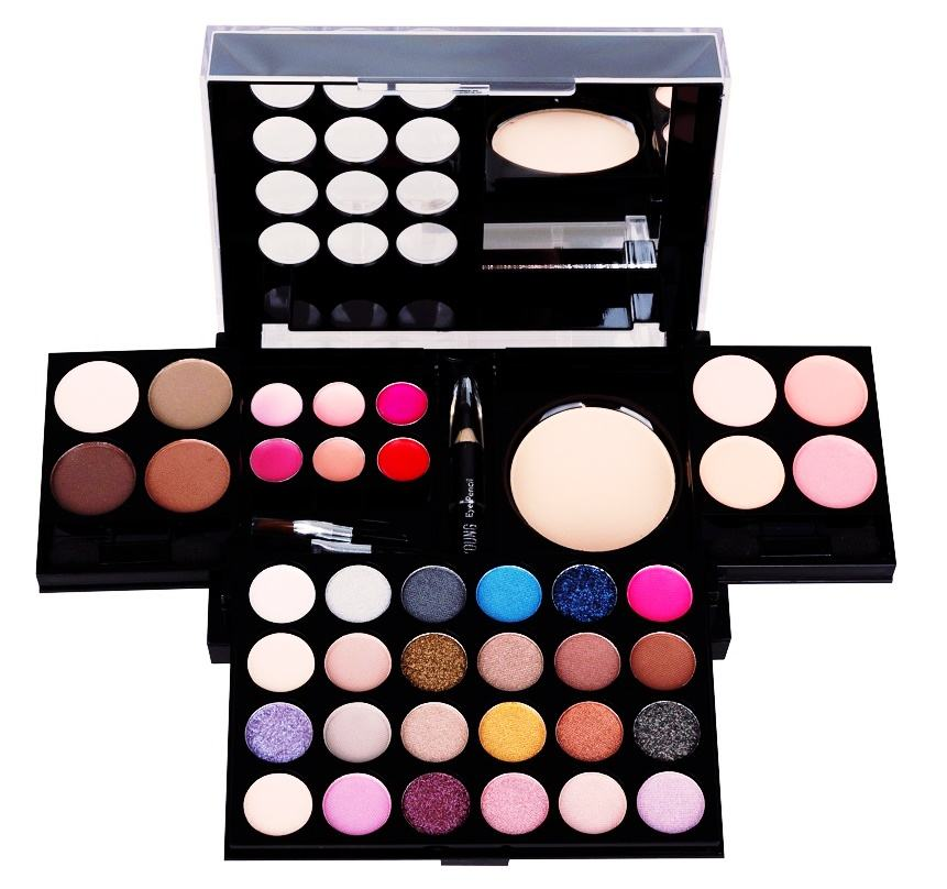 Classic Fashion Makeup Set High Quality Free Sample Makeup Set Colorful Flash Makeup Set