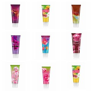 Newest secret design organic lotion classical body cream in cosmetics tube