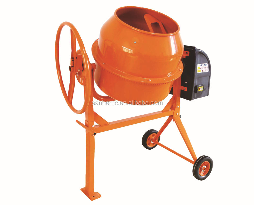 portable small cement mixer for sale HCM450 to 700
