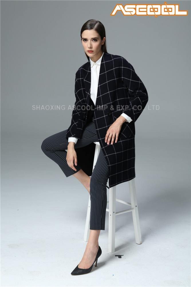 Rüzgar geçirmez Özelliği Hafif Kadın Pantolon Ceket Tasarım