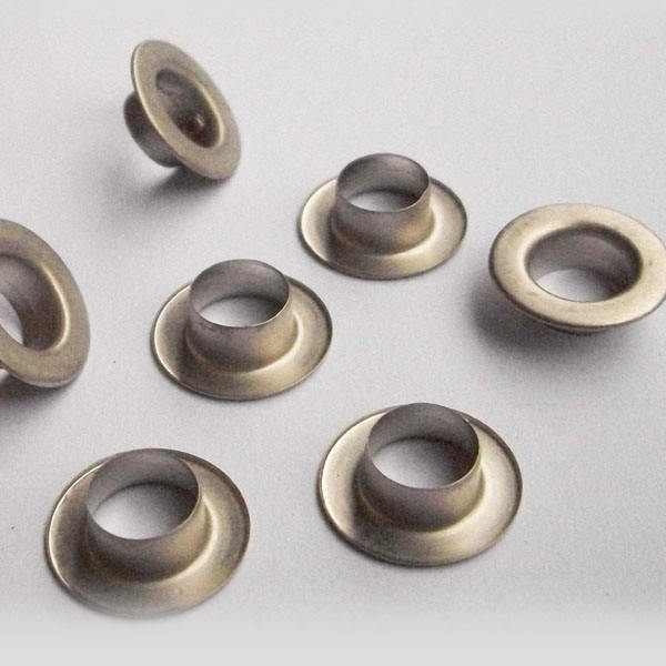 ANB Eyelets size 8 x 15 mm brass gromets different colors WASHABLE washers