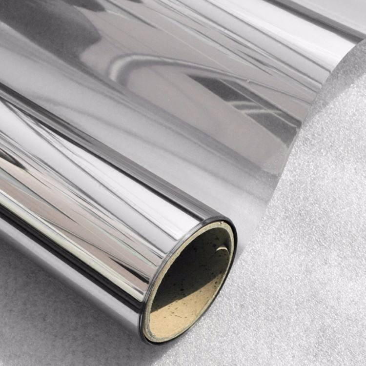 Heat resistant Anti UV One way mirror window film