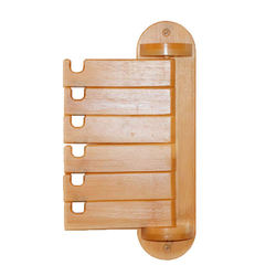 Wall hanging Fashion and contracted coat racks shelf wood fo