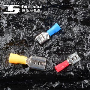 Low MOQ Hot Sale Terminaled Cable Electrical Terminals