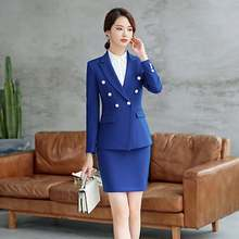 Custom Female Business Women Formal Suits