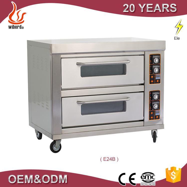 Commercial Convection Bakers Pride Pizza Oven Cooking Appliances Ovens