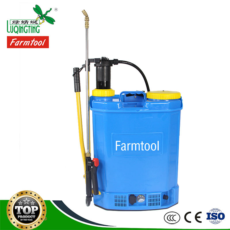 More Flux Better Atomizing 16L Pesticide Knapsack Sprayer