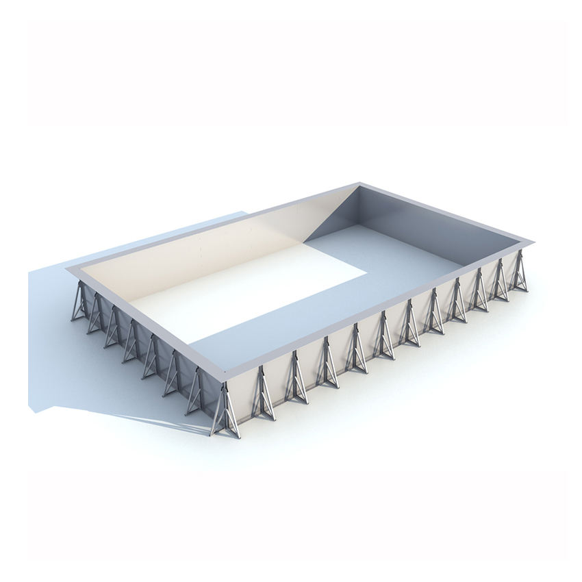Most Affordable Metal Frame Swimming Pool For Sale