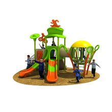Large entertainment park children outdoor playground baby slide