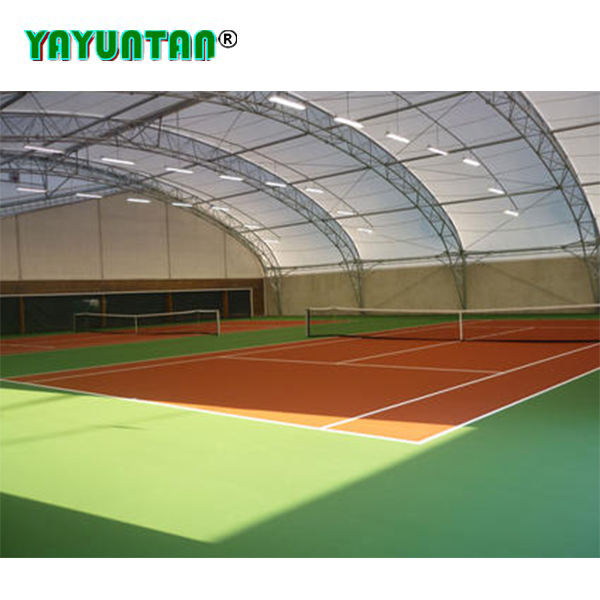 long life comfortable plastic outdoor basketball court flooring