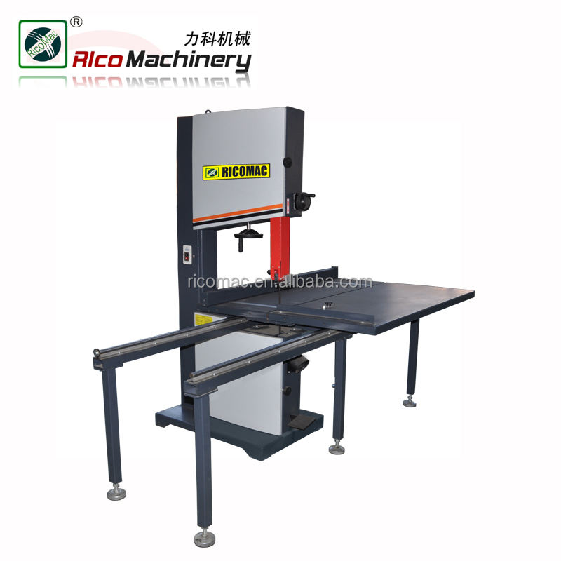 Sliding Table Woodworking Band Saw sawing machines