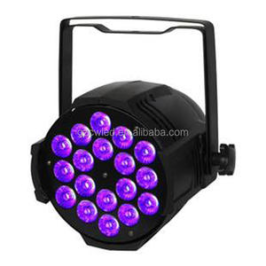 Party Disco Stage equipment 18x12w/15w/18w Led par light