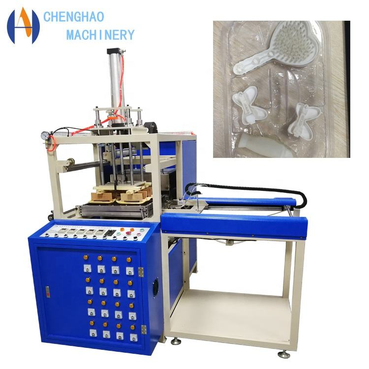 Direct Manufacture High Speed Semi Automatic Blister Thermoforming Machine Vacuum Forming Machine