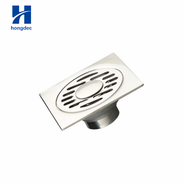 Suitable for kitchen&toilet&bathroom Stainless steel floor drain