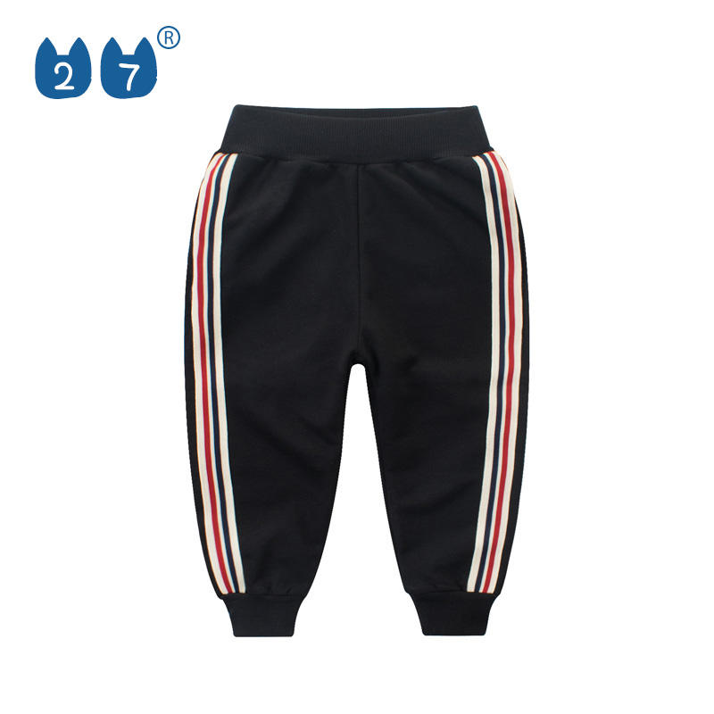 China Supply Spring Autumn Boys Boutique Clothing Sports Jogger Long Pants