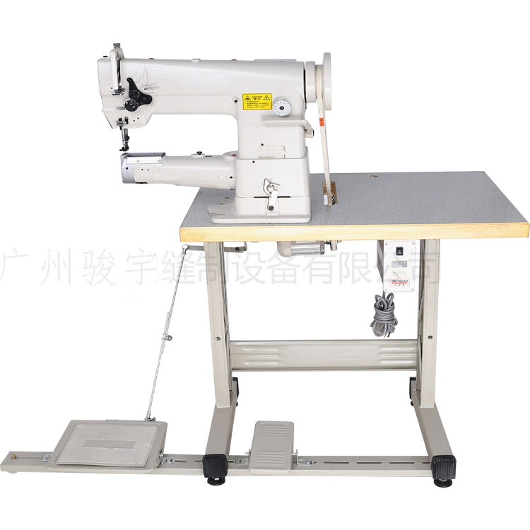 GTROBEL GDB-341 Industrial Cylinder-bed Single Needle lockstitch sewing machine for Leather