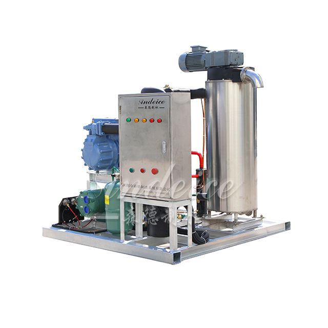 seawater slurry ice machine/slush ice maker 2T 3ton per day
