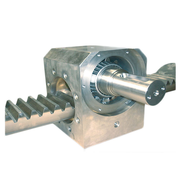 OEM Supplier Custom Rack Pinion Gear Rotary Linear Actuator China Steel Spare Parts Restaurant Provided PL